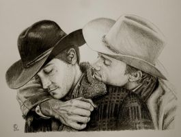 Brokeback Mountain by Ellygator