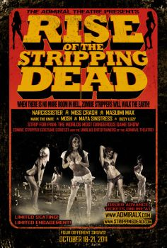 Rise Of The Stripping Dead by rekit
