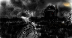 Witch house by vixenw
