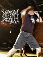 Napalm death 4 by total--immortal