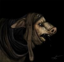 Amnesia A Machine For Pigs - Wretch by SessaV