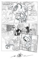 Comic's practice 1 by Adept-eX