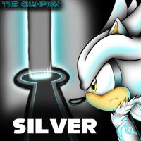 The Champion character poster 1: Silver by Xaolin26