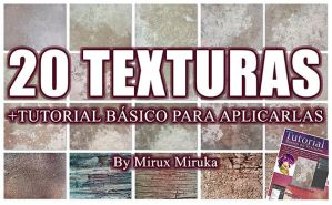 Textures and basic Tutorial by MiriArt
