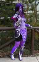 Night Elf Cosplay by Pompay