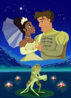 The Princess and the Frog (Digital Version) by kataylove