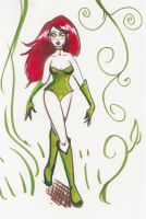 Poison Ivy by ApeEscape1989
