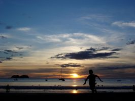 Costa Rica - Childhood by Amska