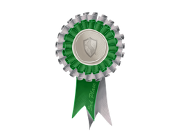 3rd Place Ribbon by Flamerie