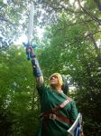 Link cosplay #5 by RealTRgamer