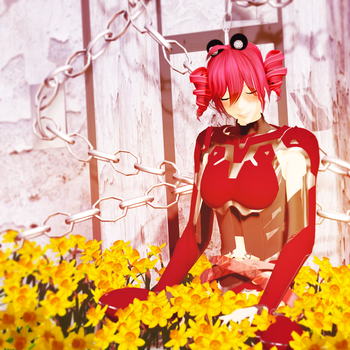 [MMD] Narcissus by Voice01