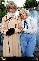 APH Cosplay: My dear sister.. by Feffelini