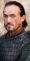 Bronn Bookmark by FloorSteinz