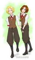 +APH+ Come With Me by nitiryan