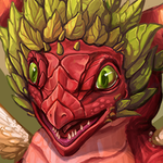 Strawberry Dragon Preview by Lanasy