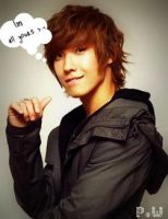 Im all yours- Lee Joon by KateW49