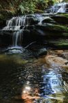 Leura Cascades by Aztil