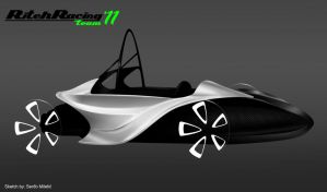 RRT Car sketch by Morfiuss
