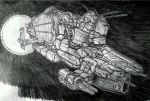 spaceship by HYDROGEARS