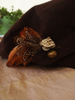 Steampunk Hat Pin by GildedGears