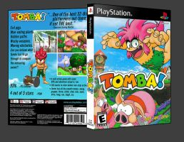 Tomba! Custom Cover by WordLife316