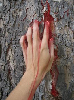 _The Bleeding Tree_ by Aikya