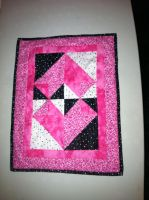 Heart Table Runner (Small) by jeania85