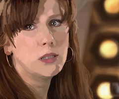 Donna Noble - The girl who forgot. by Laurenthebumblebee