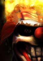 Sweet Tooth (Twisted metal) by T3uz40