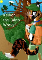 Kalikoh, the Wilderness Wocky by Kai-Dragoness