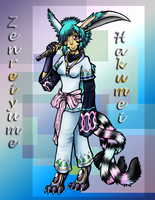 Reiyu - Humanoid form by Eclipsed-Soul91
