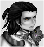 ::AC3 : My cat is dangerous... Me too:: by Lanzio