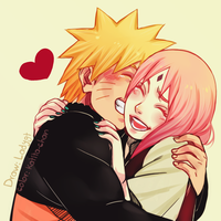 Narusaku for ever by katita-chan