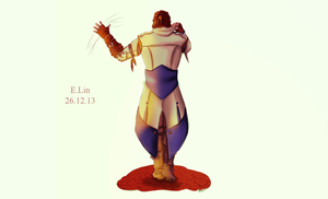 Connor Kenway by Lulu-E-Lin