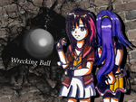 [UTAU VCV] Wrecking Ball by brsa