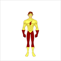 Kid Flash (Wally) by All10