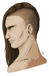 Fayne Aidannon - Headshot by 5-Tails