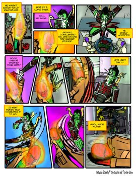 Chapter 2 Page 5 by Hothead-Shorty-Comic
