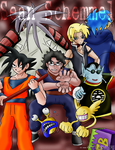 VAC: Sean Schemmel by Kirbopher15