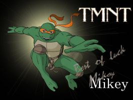 Mikey Comish by dymira128