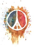 Peace by Paintwick