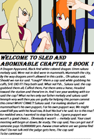 Welcome To Sled And Abominable Ch.2 by SakuraFromCp