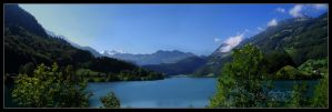 Lungerersee by od1e