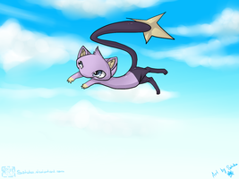 Let's fly by Satuka