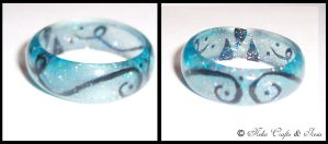 band ring for icesis by neko-crafts