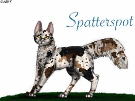 Spatterspot {Gift} by Leafstormy