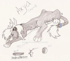 Axya Colored by Rurouna