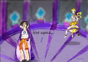 Chell in League by Inovis21