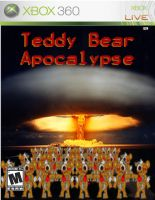 Teddy bear apocolypse by AngryDrunk