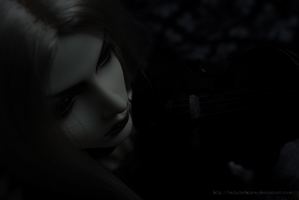 the devils violin player - 1 by BelialsChoice
